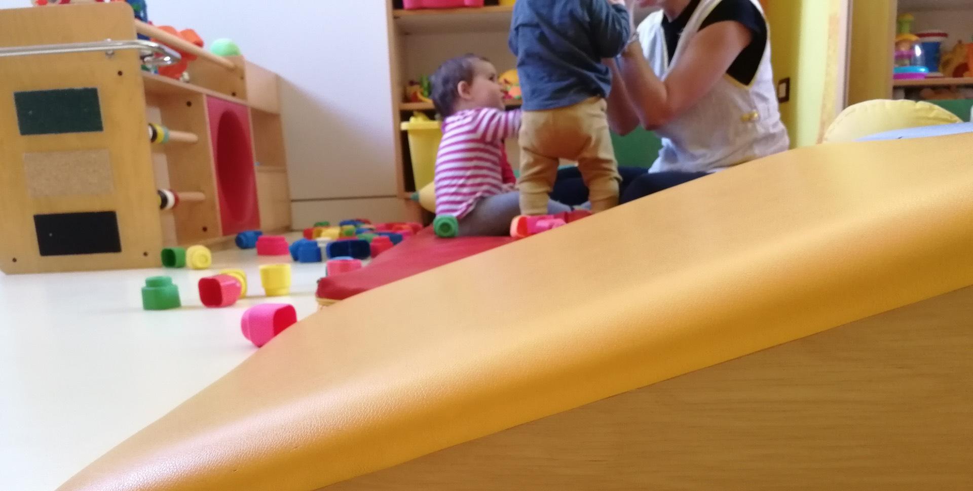 Strutture per l'infanzia