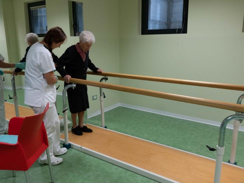 Casa di riposo di Lazise - Fisioterapia