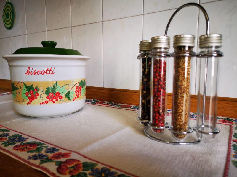 Pozzo Amicizia dettaglio cucina