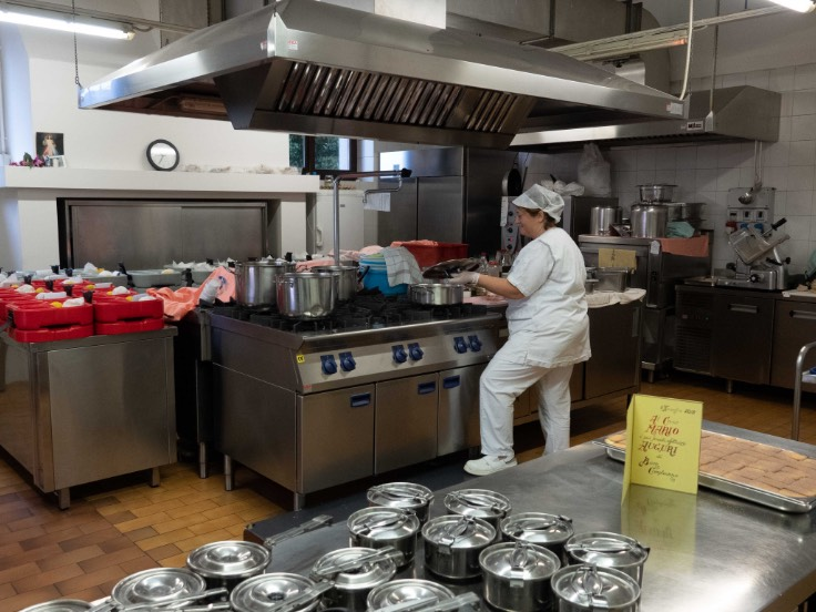 Residenza Anni D'argento - Cucina