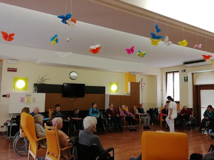 Residenza Anni D'argento - Attività ricreative