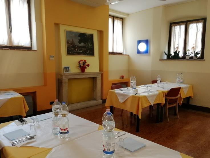 Residenza Anni D'argento - Sala da pranzo