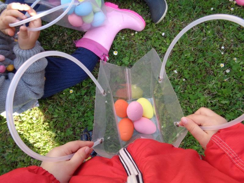 Attività Caccia alle uova