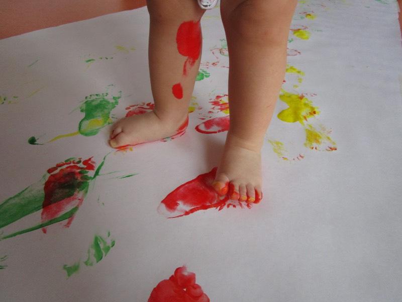 Laboratorio pittura 2