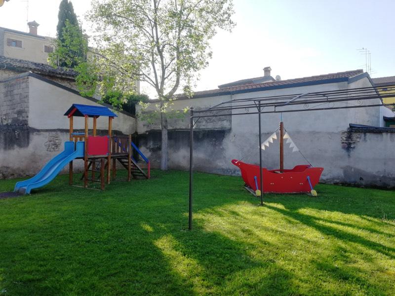 Asilo nido l'Aquilone a Povegliano (VR)