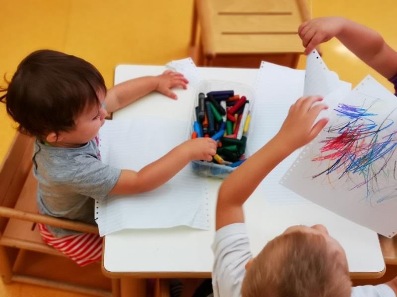 Disegno libero e creatività